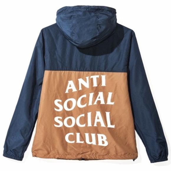 5e08508d2a90 Anti Social Social Club Jackets   Coats